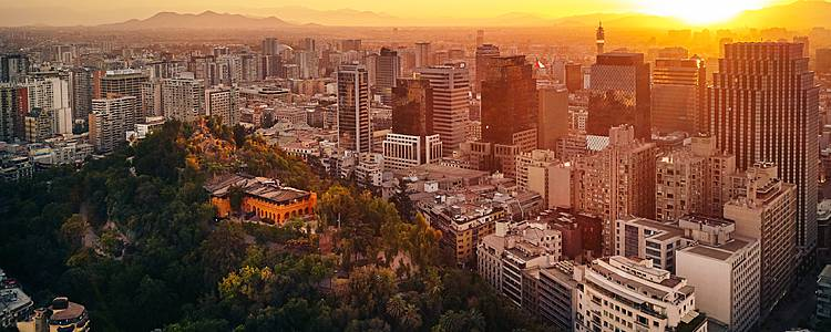The Flavors of Santiago de Chile