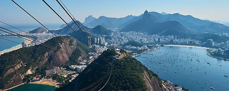 Whistle-stop Rio de Janeiro
