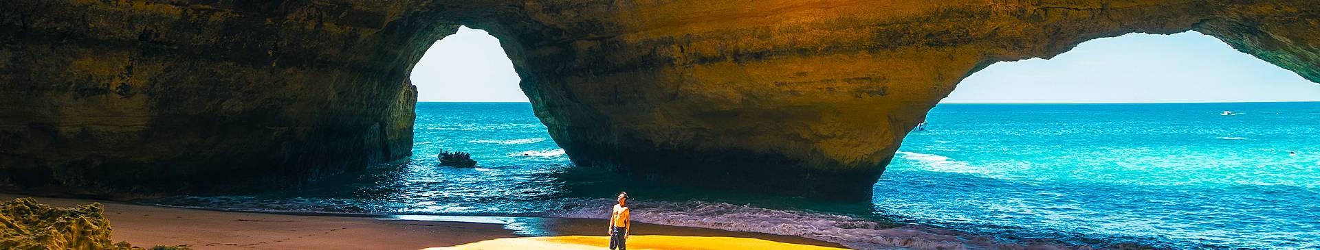 Voyage plage au Portugal