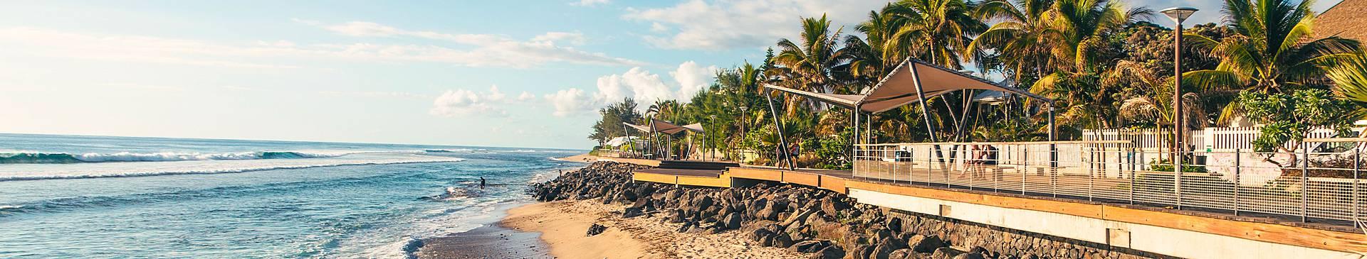 Voyage plage à la Réunion