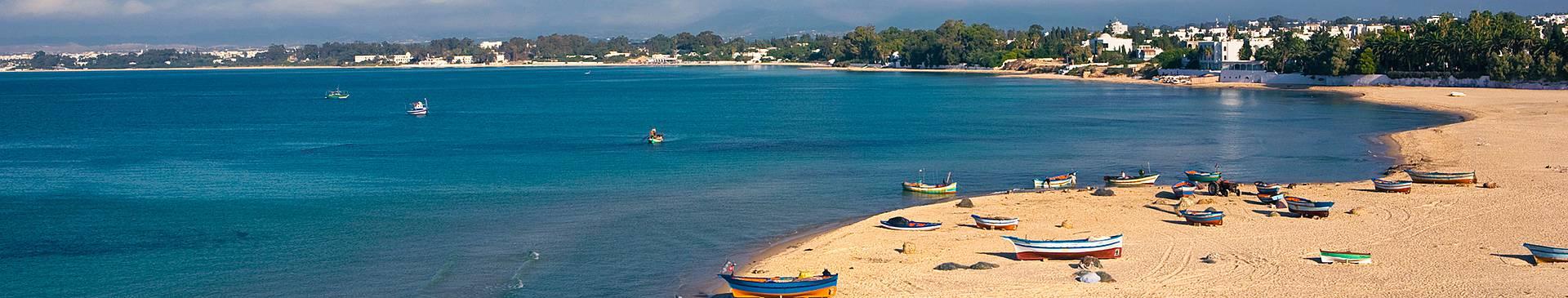 Voyage plage en Tunisie