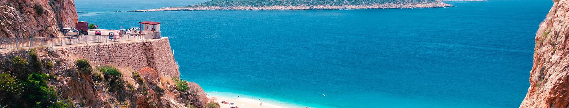 Voyage plage en Turquie