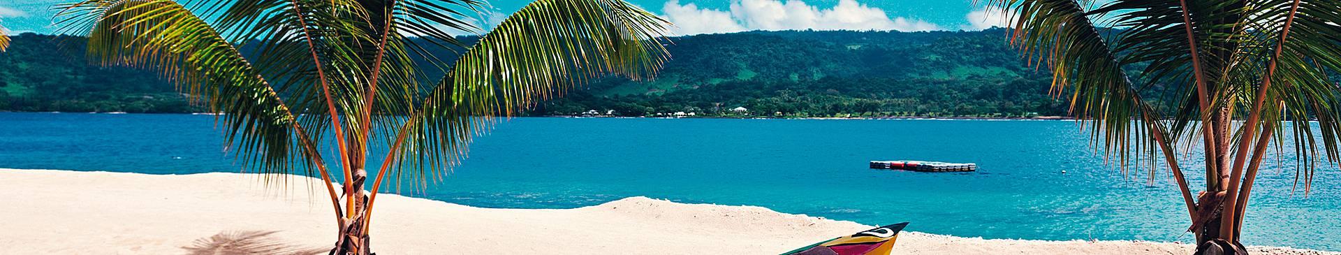 Voyage plage au Vanuatu