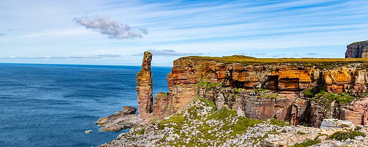 Lo mejor de Edimburgo e Islas escocesas