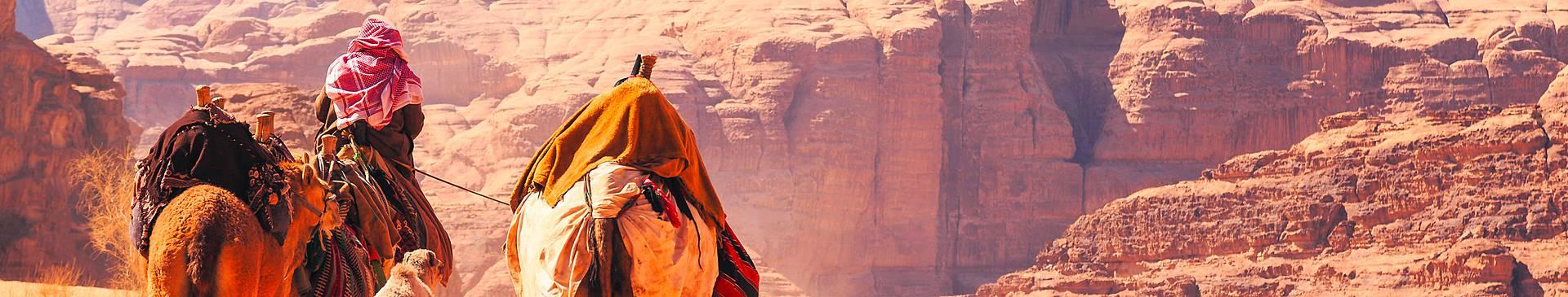 Desert tours in Jordan