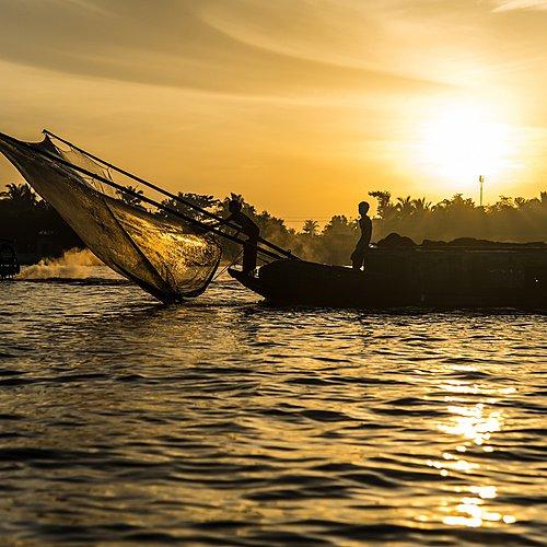 Saïgon, delta du Mékong et îles de rêve -