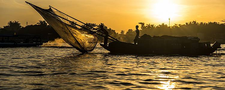 Saïgon, delta du Mékong et îles de rêve