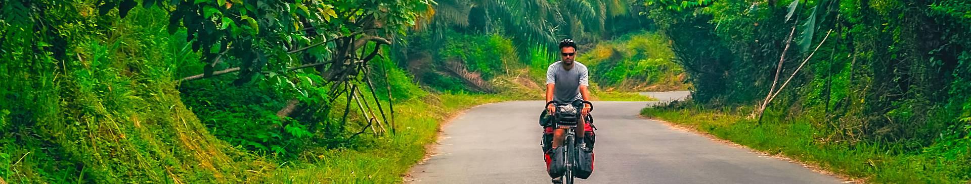 Radreisen und Radtour Indonesien