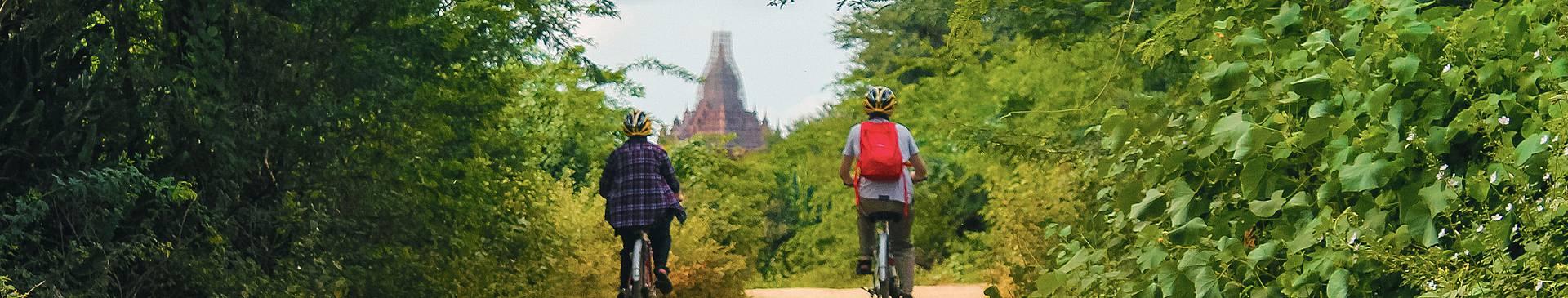Radreisen und Radtour Myanmar