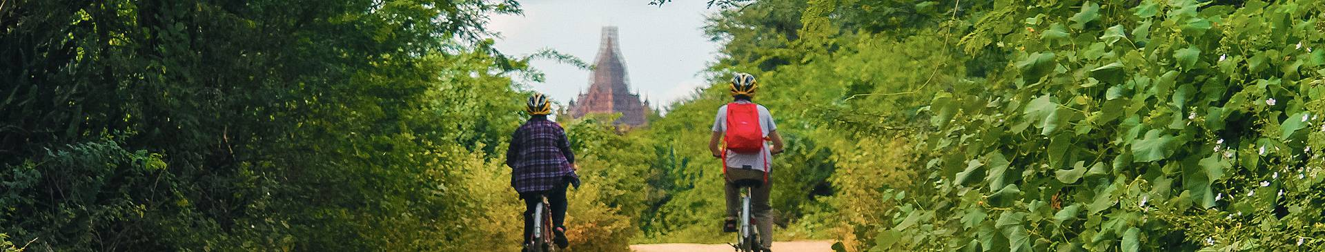 Veloferien und Velotour Myanmar