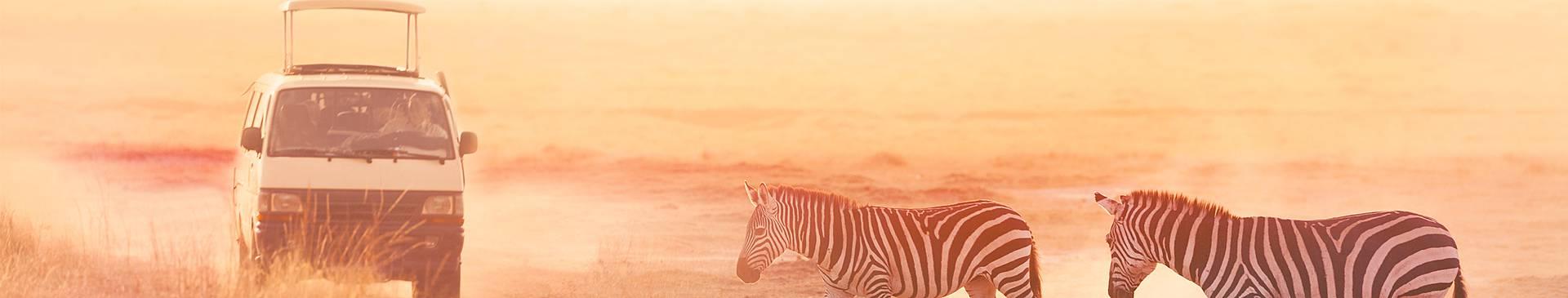 4x4 tours in Kenya