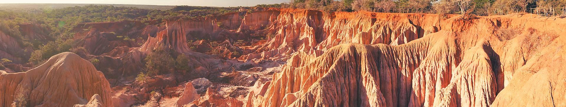 Desert tours in Kenya