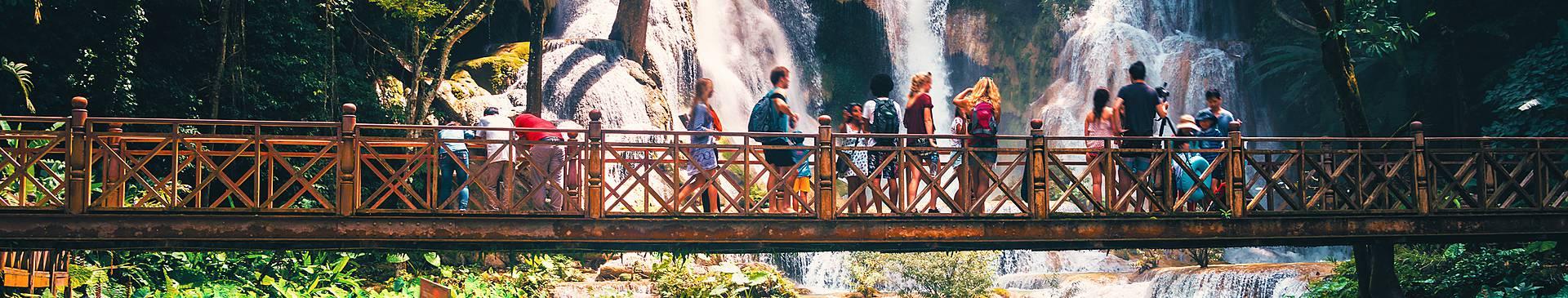 Jungle tours in Laos