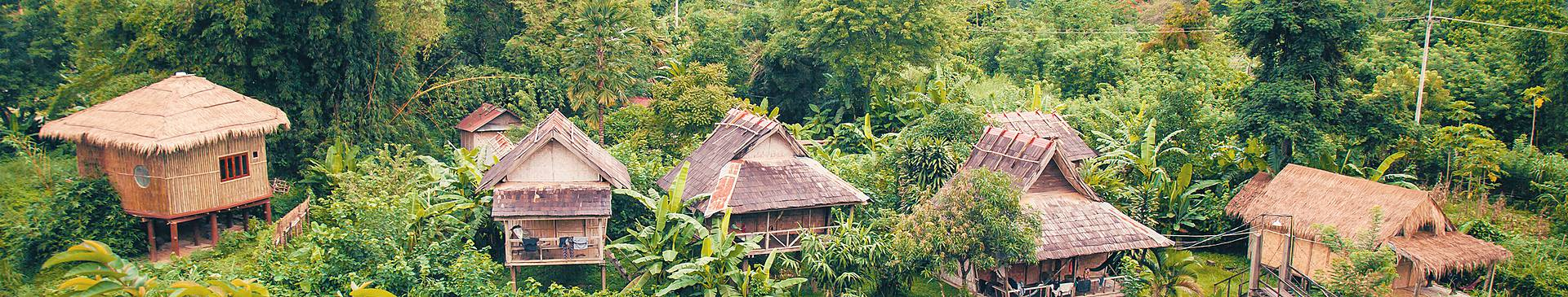 Winter in Laos