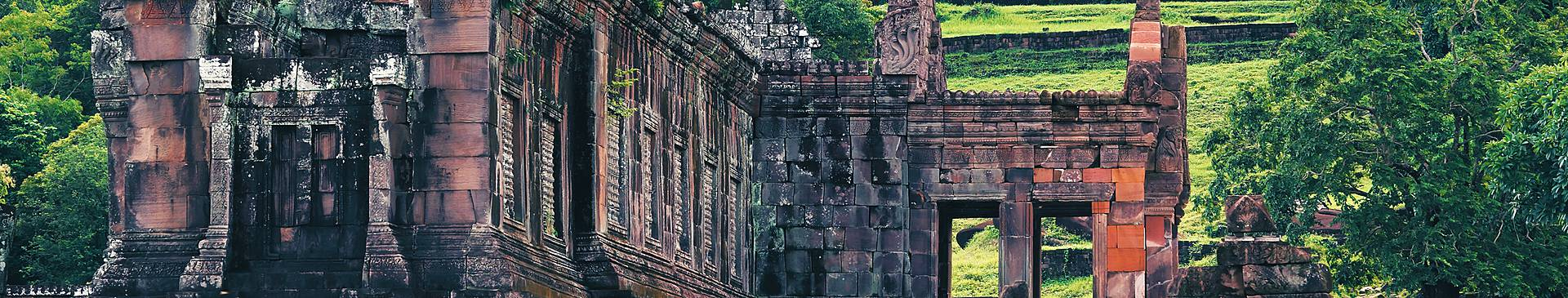 Historical sites in Laos