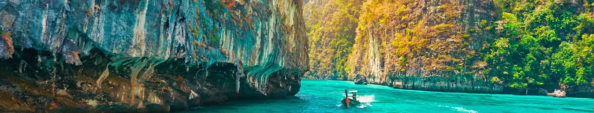 Découverte des îles de Thaïlande