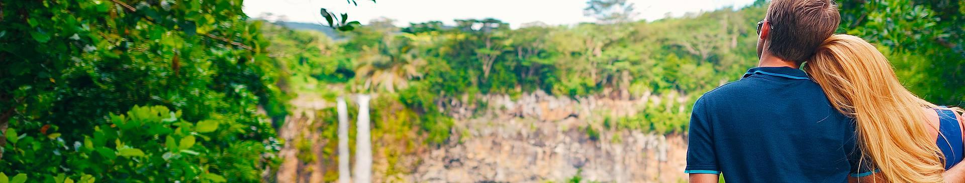 Voyage de noces à l' Île Maurice