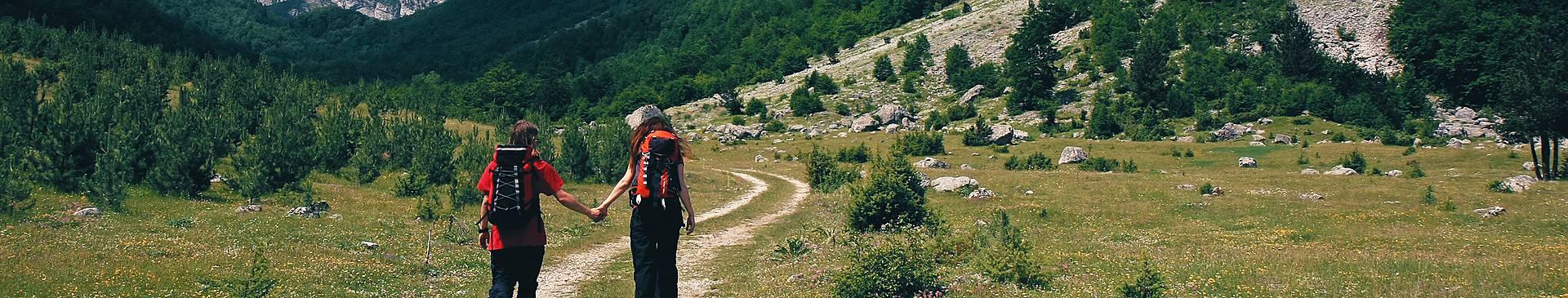 Montenegro hiking tours