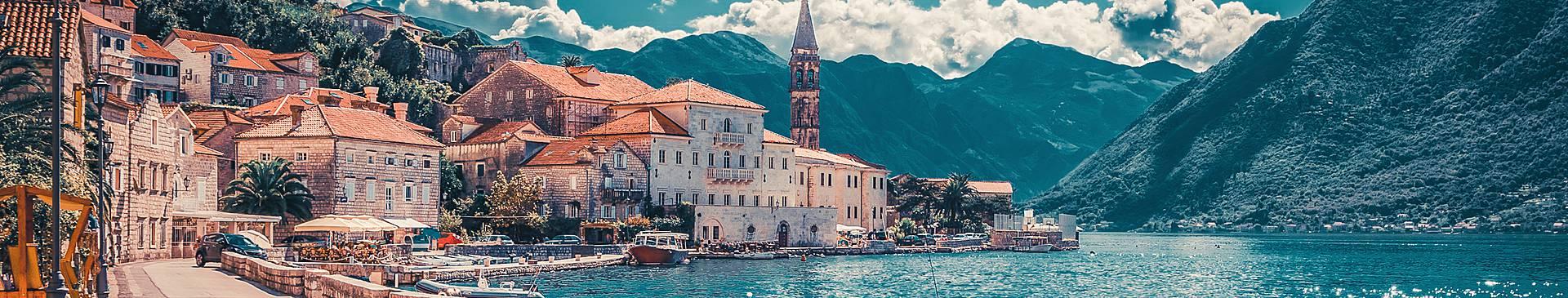 One week in Montenegro