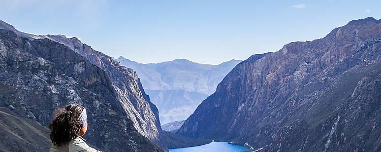 Trekkingtouren im Süden : Auf den Spuren der Inkas
