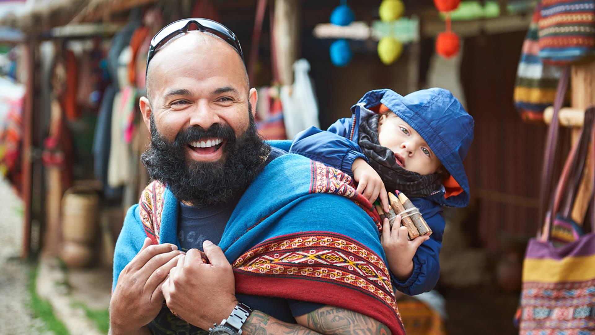 Als Familie durch das Land der Inka
