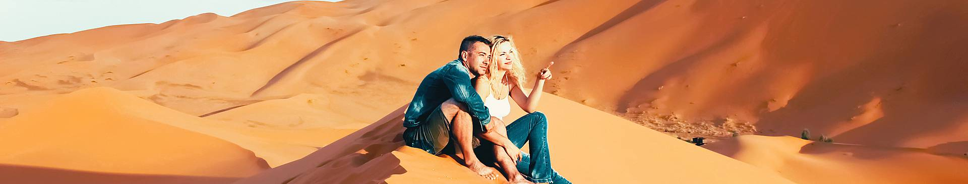 Romantic holidays in Morocco