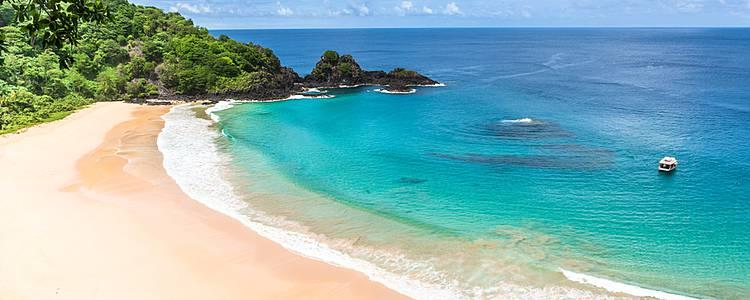 Los paraísos praianos más románticos de Brasil