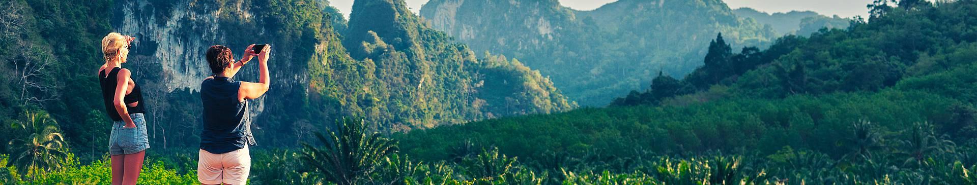 Wanderreisen Thailand