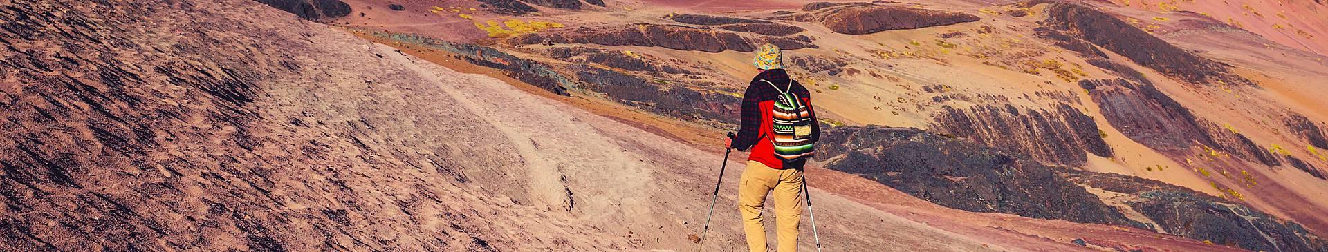 Wanderreisen Peru