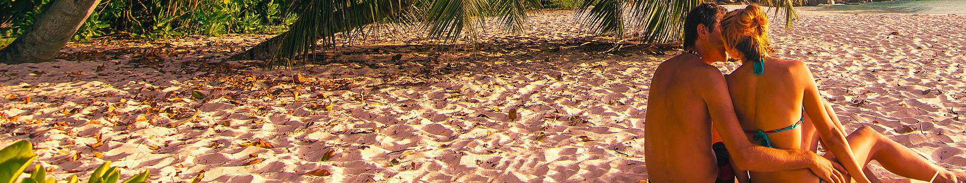 Flitterwochen Seychellen