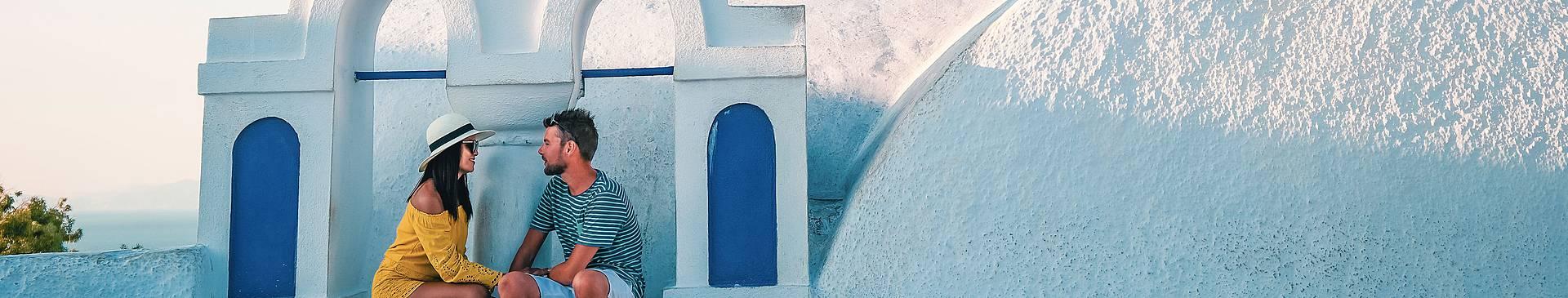 Hochzeitsreise Griechenland Reisen