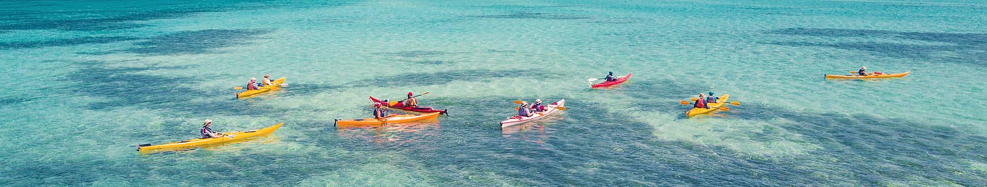 Belize avec un guide