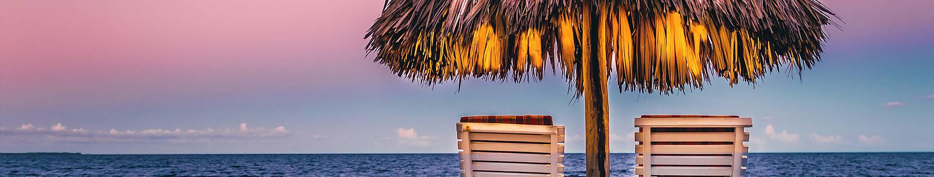 Voyage de noces à Belize