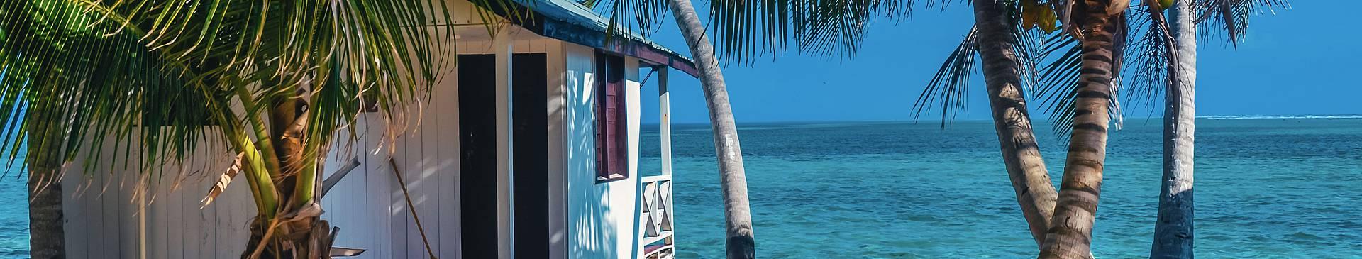Découverte des îles du Belize