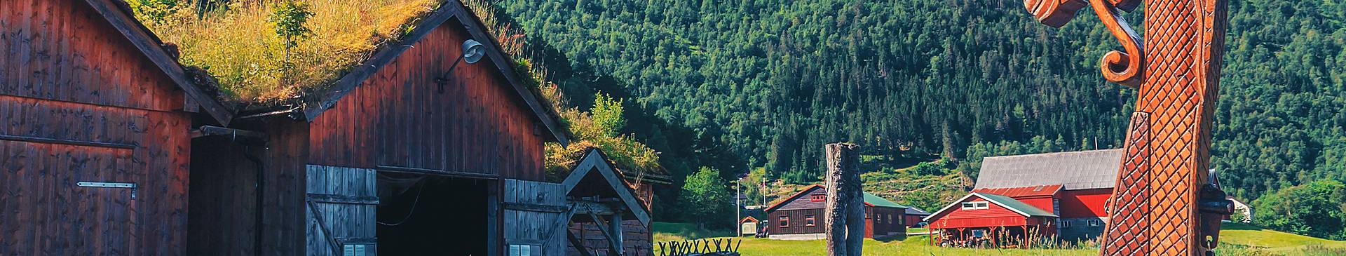 Historical sites in Norway