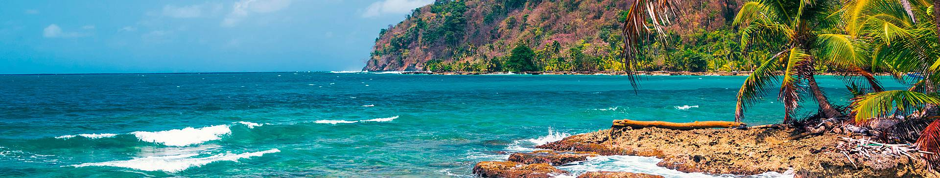 Beaches in Panama