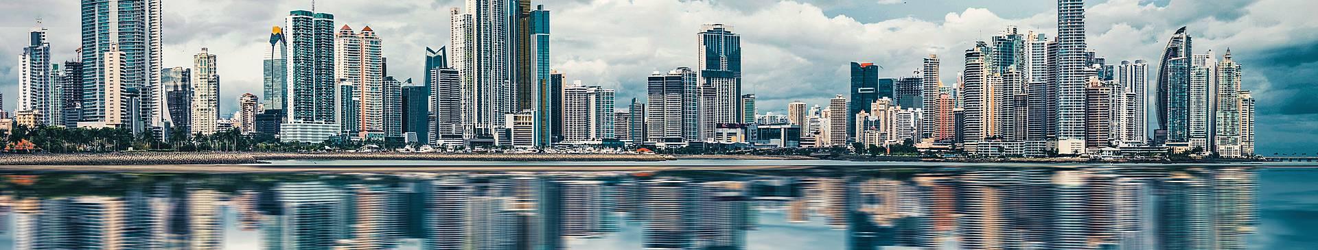 Cities in Panama