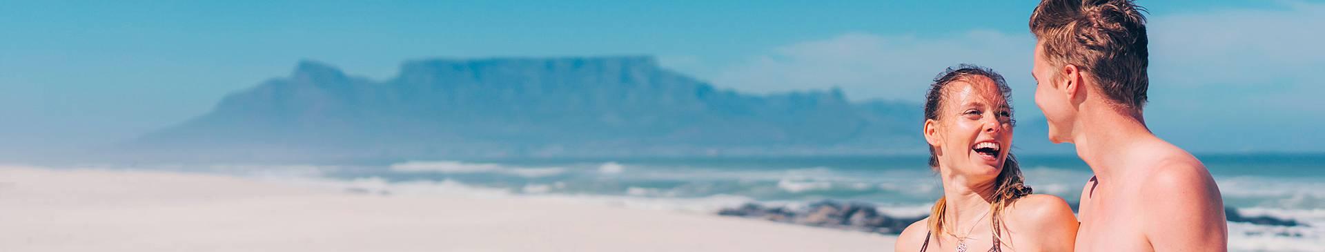 Flitterwochen Südafrika