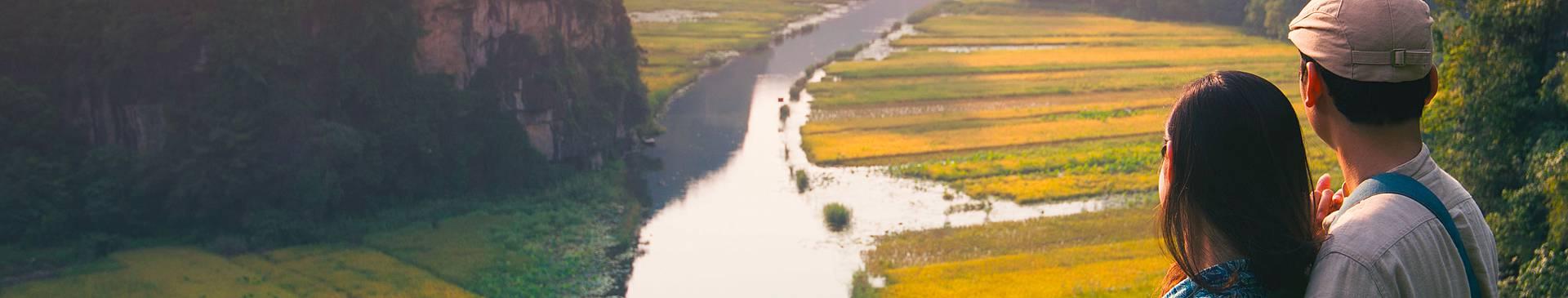 Flitterwochen Vietnam