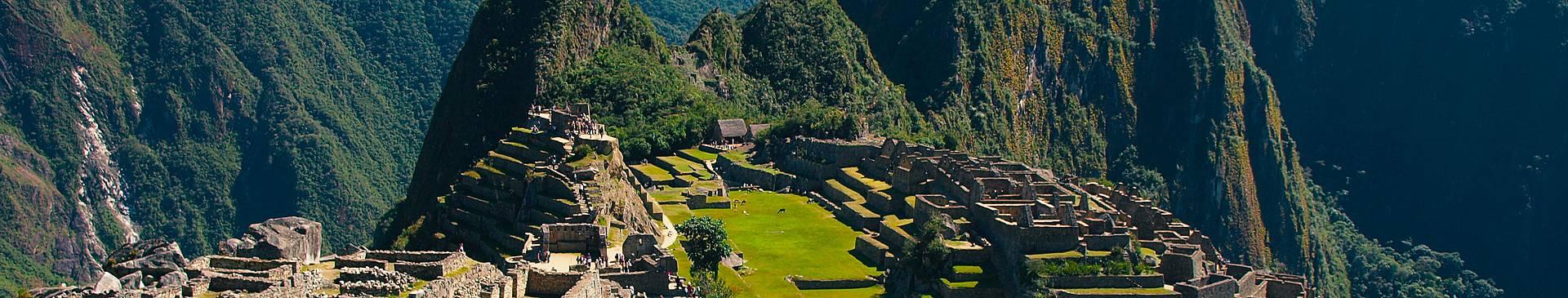 Historical sites in Peru