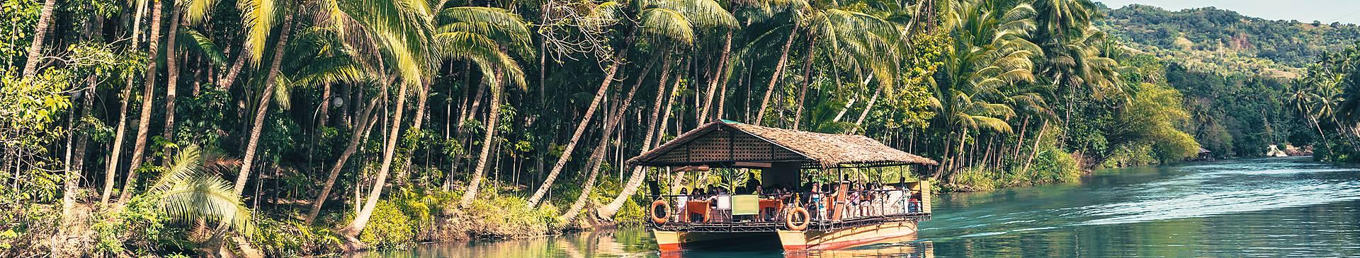 Philippines river cruises