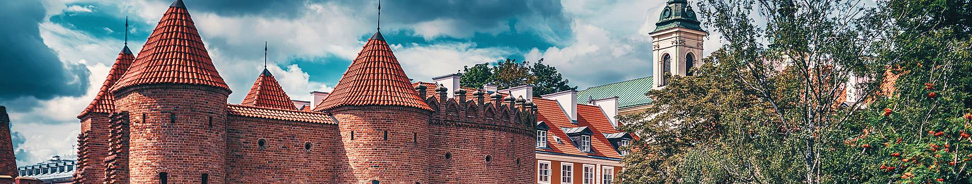 Historical sites in Poland