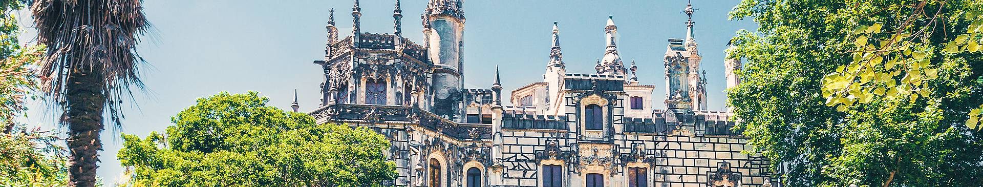Historical sites in Portugal