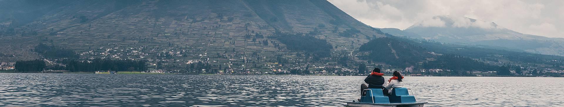 Flitterwochen Ecuador