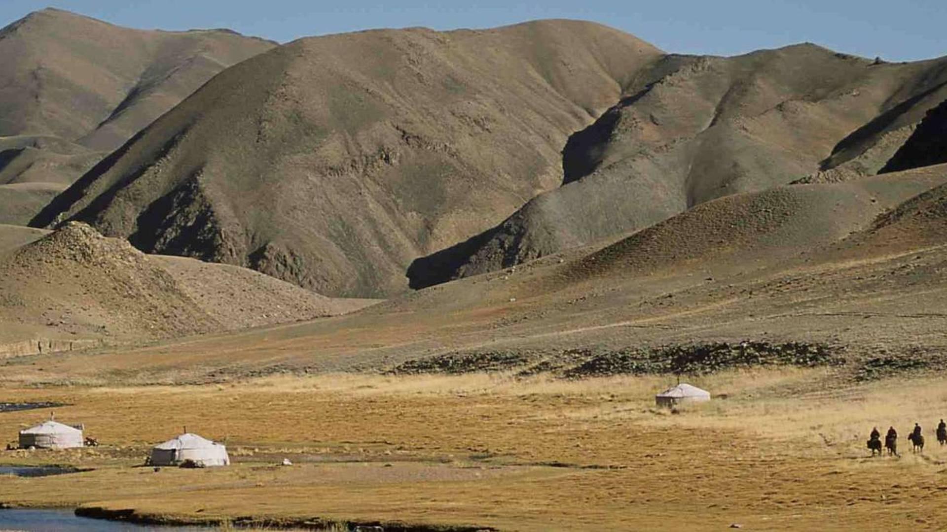 Trekkingtour im Altai