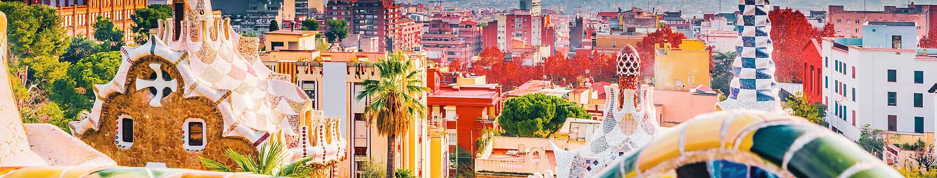 City breaks in Spain