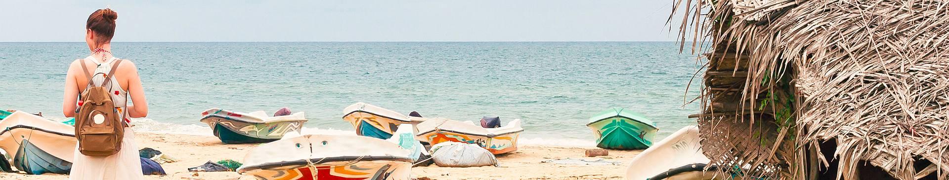 Three weeks in Sri Lanka