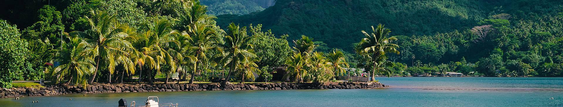 Voyage nature en Polynésie française
