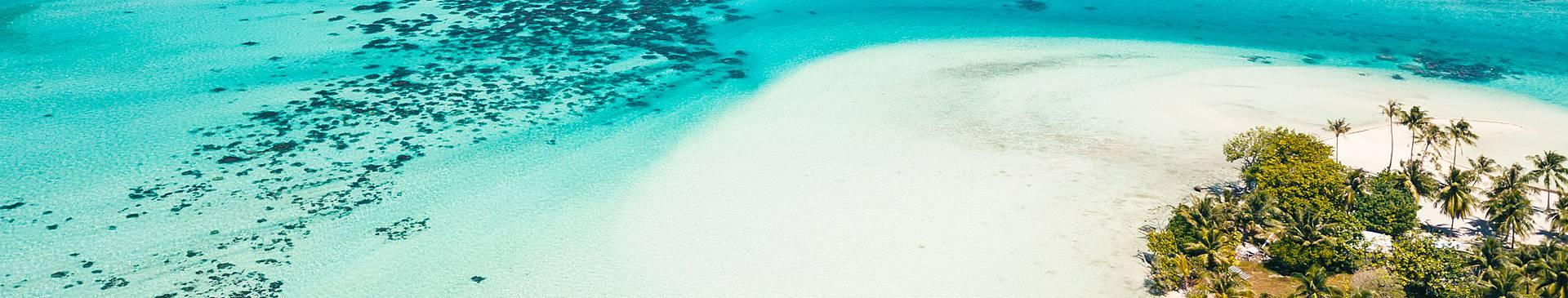 Voyage plage en Polynésie française