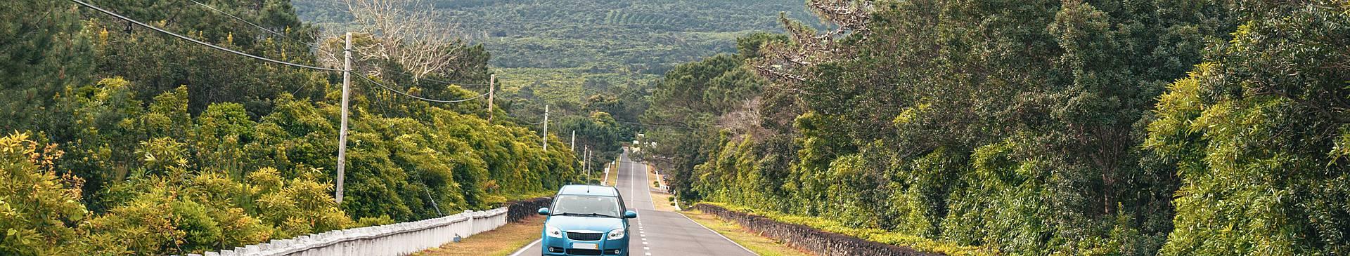 Road trip aux Açores